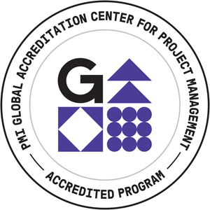 P M I Global Accreditation Center for Project Management Accredited Program
